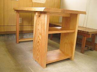 地松テーブル